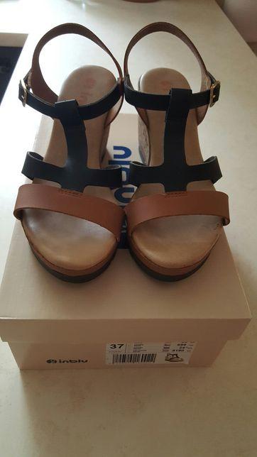 Sprzedam buty Inblu 37 koturny