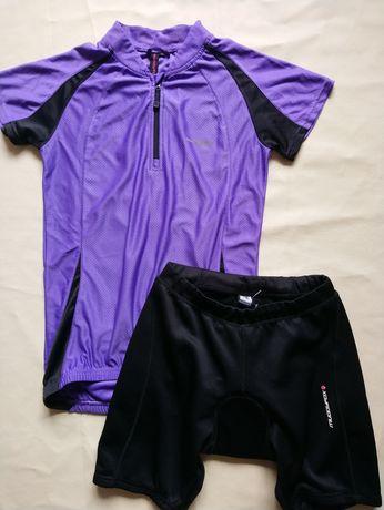 Велокостюм Muddyfox 10/12 розмір, велофутболка і велошорти