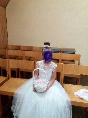 Нарядное платье на выпускной, первое причастие, свадьбу
