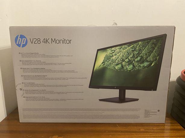"""Monitor HP 4k 28"""""""