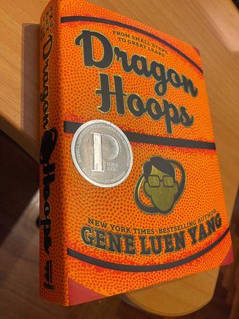 "HC ""Dragon Hoops"" (Gene Yang) 448 págs (portes grátis)"