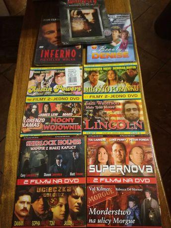 Filmy DVD tanio.