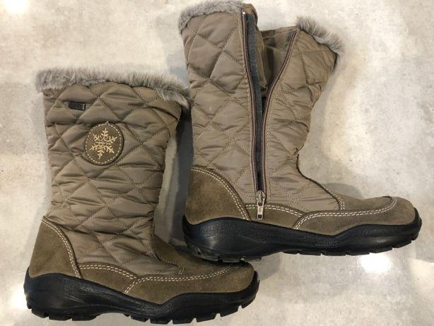 śniegowce dziewczęce Cortina 35
