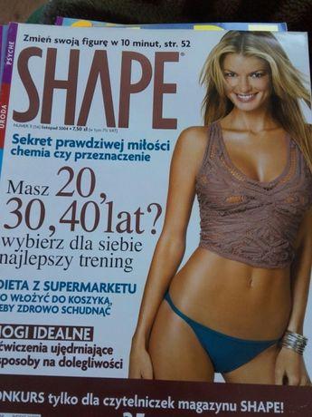 Shape magazyny 2004 do 2009