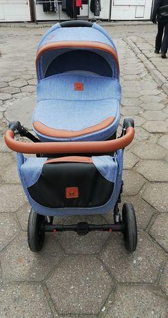 Wózek 2 w 1 bez torby