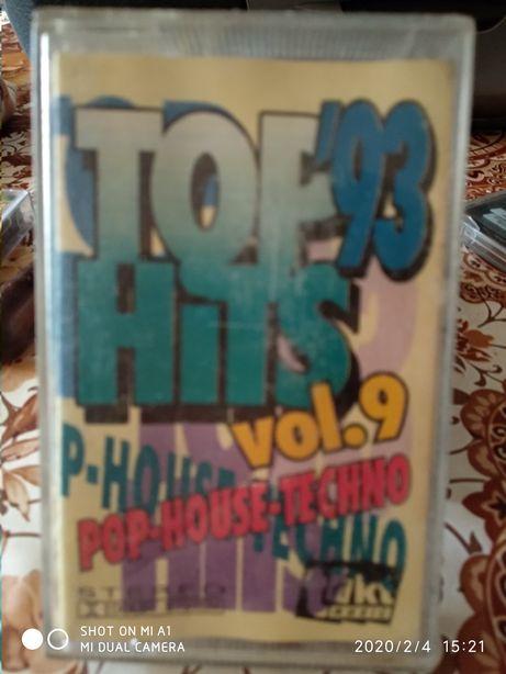 Компакт кассета с записями