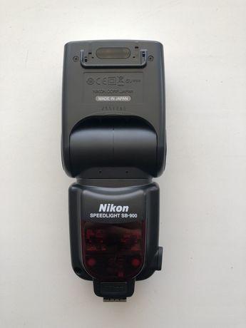 Вспышка Nikon Speedlight SB-900 (новая)