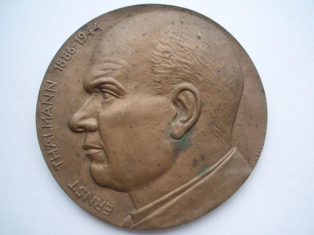 Medalion Thalmann, brąz
