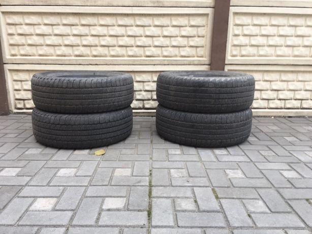 GoodYear Fortera HL 245/65/R17 M+S made in USA осталась пара