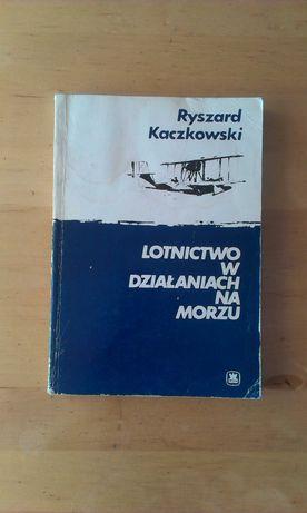Lotnictwo w działaniach na morzu.