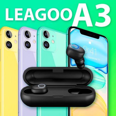 LEAGOO AirBass A3 słuchawki bezprzewodowe bluetooth 5.0 nowe TWS