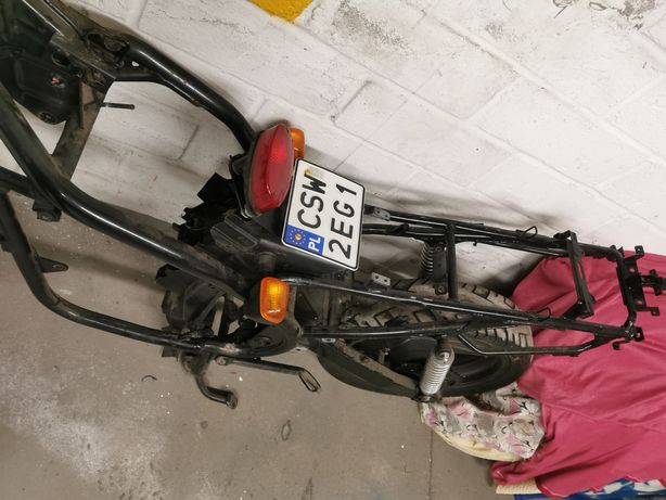 Rama Kawasaki er 5 rok 1998 zarejestrowana