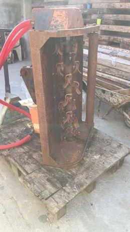 triturador/destroçadora florestal p giratória