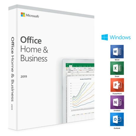 Microsoft Office Home and Business 2019 PL WINDOWS NOWA LICENCJA