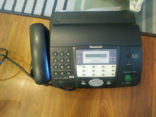 Telefon stacjonarny fax