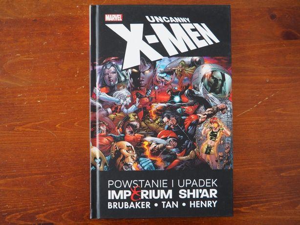 Uncanny X-Men: Powstanie i upadek Imperium Shi'ar