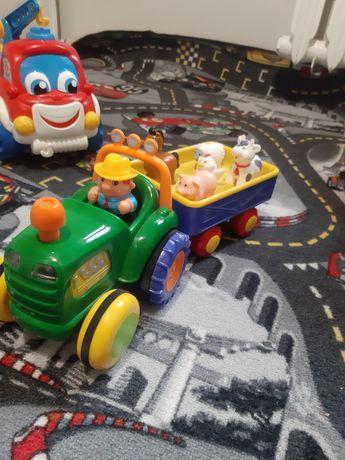 Traktor Dumel zabawka