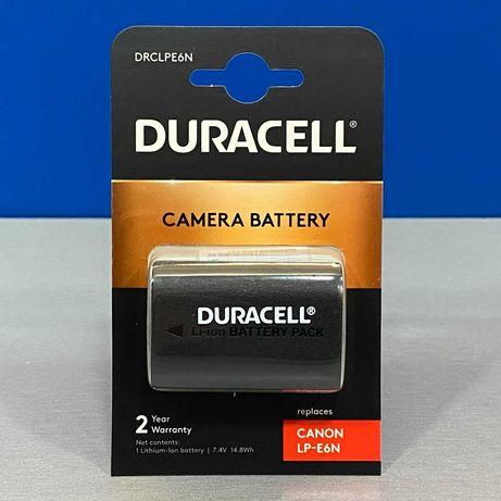 Bateria Duracell - Canon LP-E6N (5D/5D Mark III/6D/7D/60D/70D/80D)