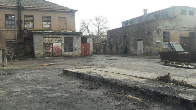 Участок 1 гектар, завод ул. Дальницкая