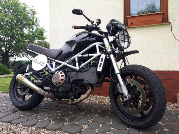 Ducati Monster 1000 S4 S4R 916 Cafe Racer Scrambler