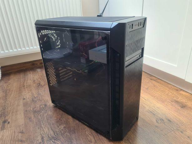 Komputer PC: Intel Core i7, 16GB DDR3, GeForce 1060 GTX 6GB GDDR5