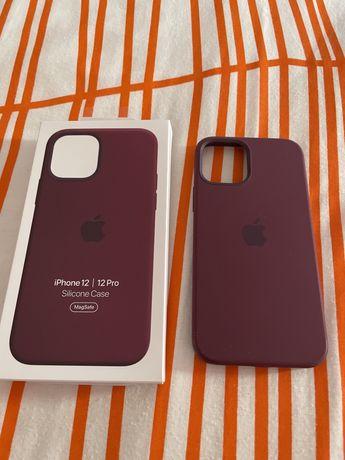 Capa original Apple iphone 12/12 Pro