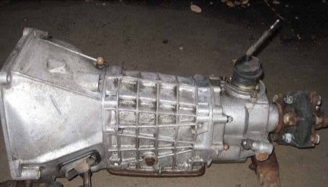 КПП ваз 2101-2107