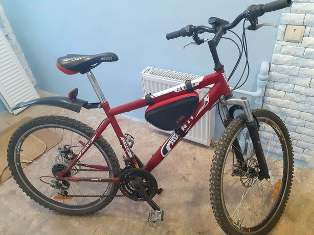 Велосипед avanti dakar