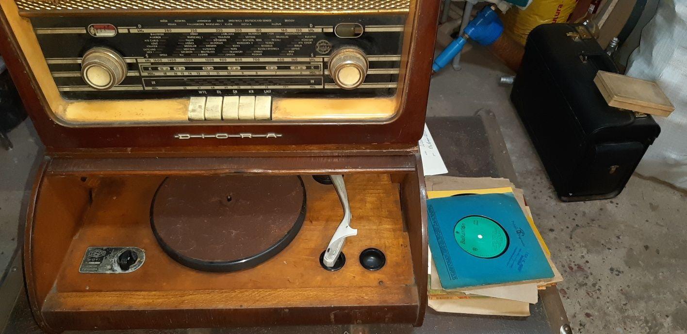 Stare radio i gramofon
