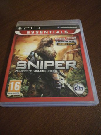 Gra ps3 Sniper: Ghost Warrior
