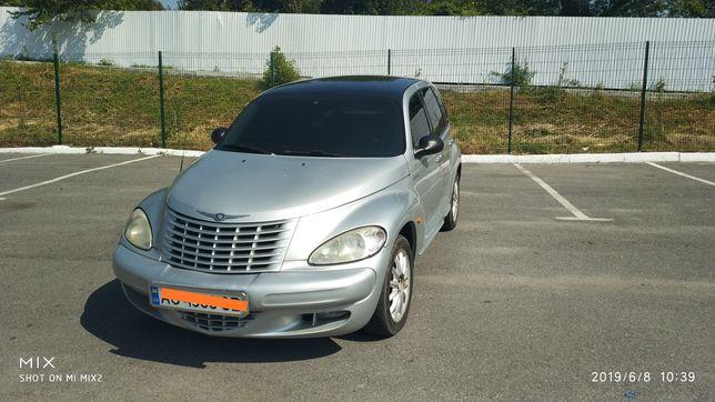 Продам Chrysler PT Cruiser , обмін на бус
