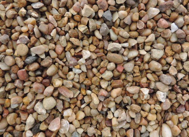 Kamień kolorowy, ozdobny, kruszywa, bazalt, tłuczeń, granit, grys