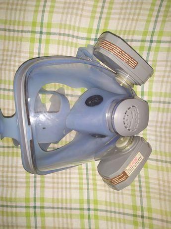 Защитная полнолицевая маска Vita Химик -3