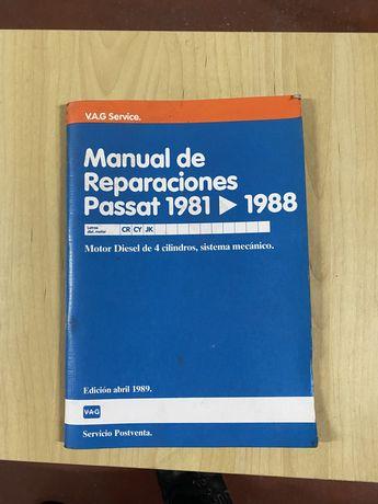 Manual de reparações Volskwagen