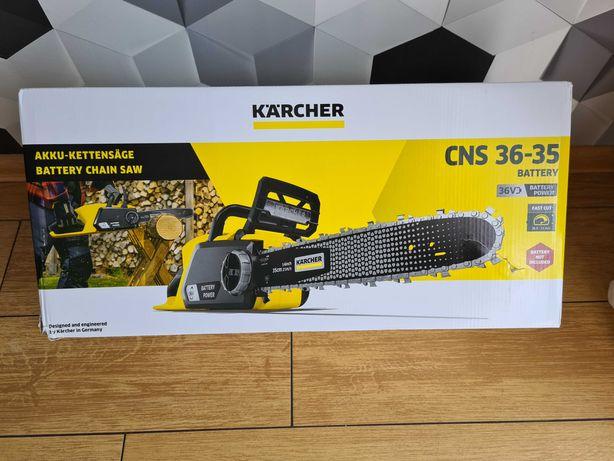 NOWA -25% Akumulatorowa Piła Elektryczna Karcher CNS 36-35 36V 24GW