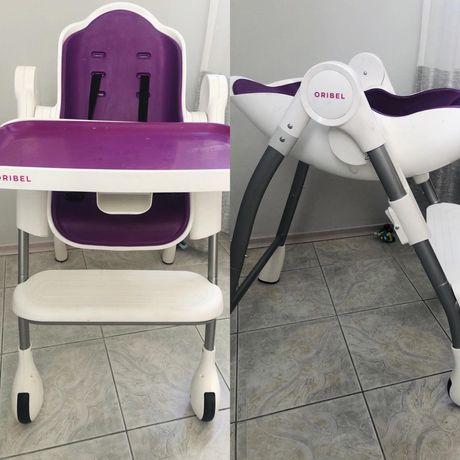 Столик для кормления (стульчик для годування), Oribel