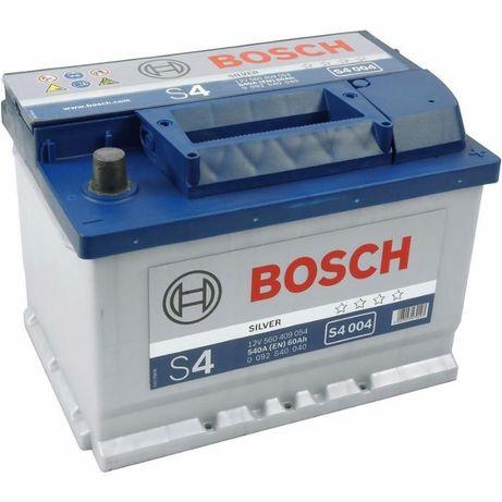 Аккумулятор Bosch 6CT-60 АзЕ S4 005 540En