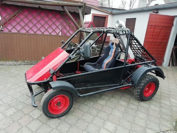 Buggy samochód pojazd terenowy quad ATV