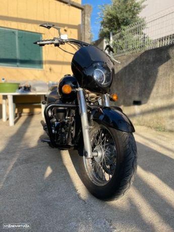 Kawasaki Vulcan Classic