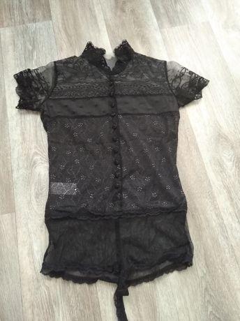 Шикарое боди Арефьева. Нарядная блуза. Рубашка. Комбинация.  Р.с- м