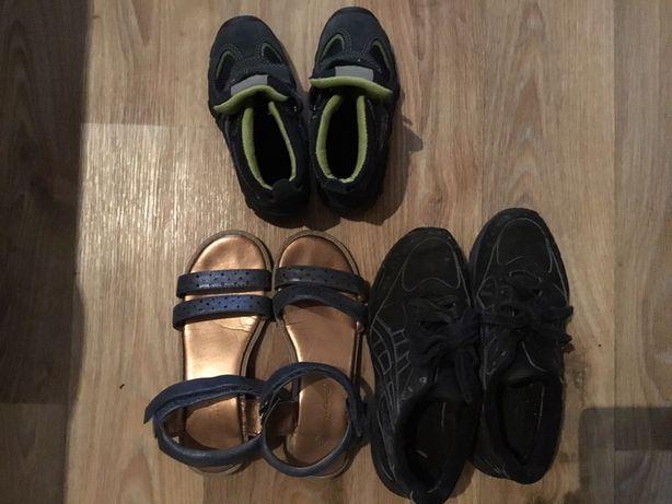 Детская обувь. За все 200 гр