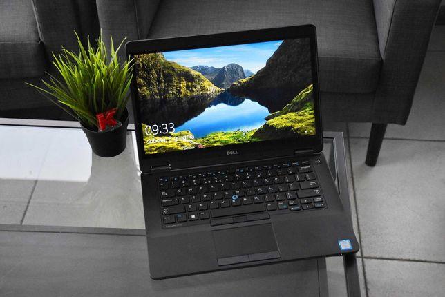 Laptop DELL E5470 i5 8GB DDR4 120SSD M.2 W10 Full HD DOTYK QWERTY PL!