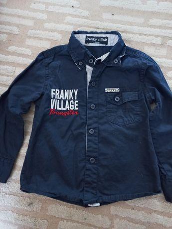 Стильна сорочка для хлопчика, рубашка на мальчика
