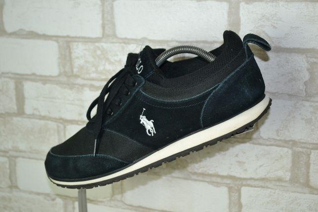 Кожаные кроссовки Polo Ralph Lauren Кросівки шкіряні 44 размер 28,5 см