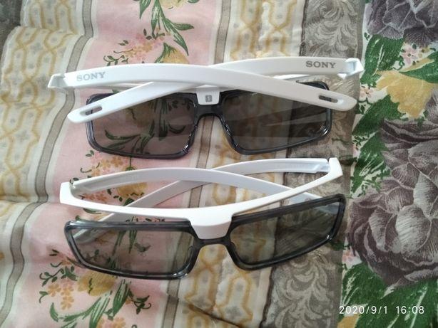 Óculos 3D da Sony