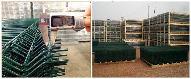 panele ogrodzeniowe zestaw kompletny