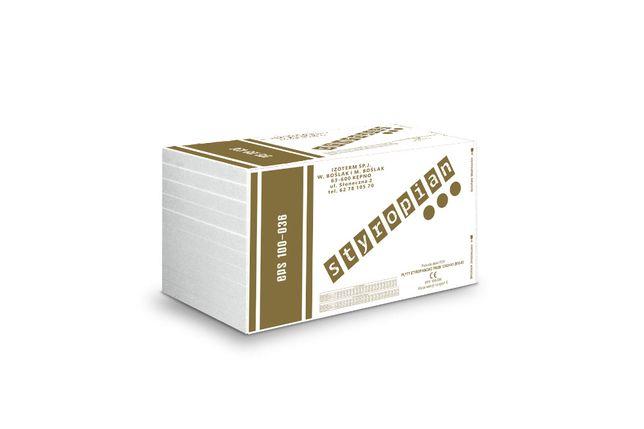 Styropian dach podłoga EPS100 036 Izoterm Makowiec Radom