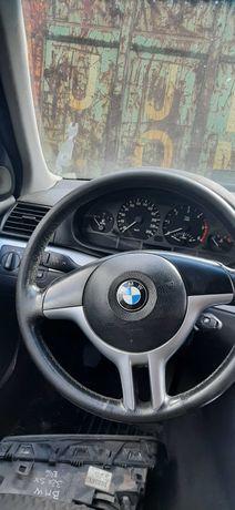 BMW E46 Kierownica trójramienna