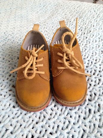 Туфельки для мальчика Картерс