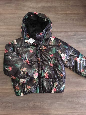 Новая демисезонная куртка для девочки Reserved 134 p 9-10 лет